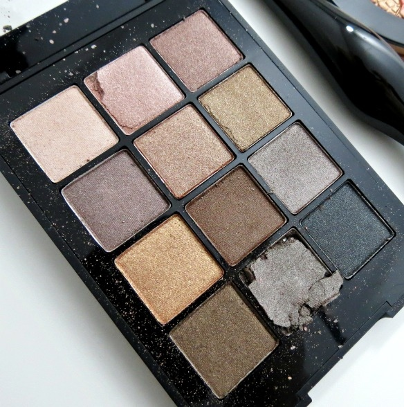 Sonia Kashuk Eye on Neutral Shimmer Palette review