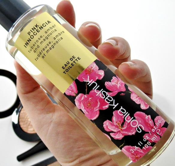 Sonia Kashuk Pink Innocencia Eau de Toilette Review