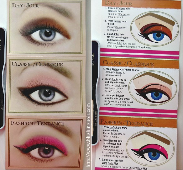Too Faced A La Mode Eyes Get the Look