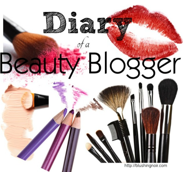 Diary of a Beauty Blogger