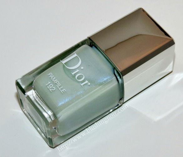 Dior Pampille Le Vernis Nail Polish Swatches Review
