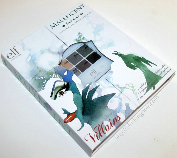 ELF Disney Villains Maleficent Look Book