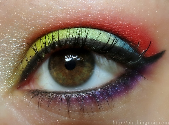 Lash Sleeve Mascara Swatches