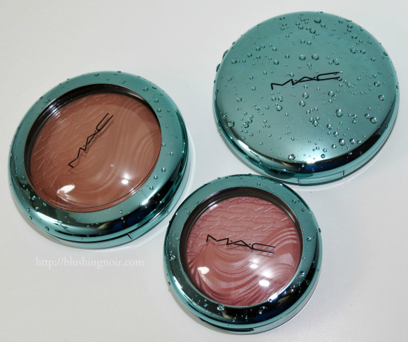 MAC Alluring Aquatics Bronzer Extra Dimension Blush