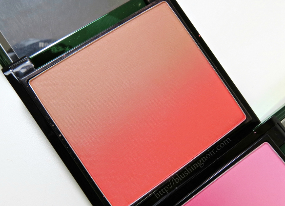 MAC Ocean City Blush Ombre Swatches Review #PSMAC