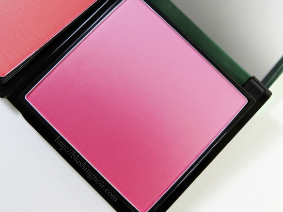 MAC Sunset Beach Blush Ombre Swatches Review #PSMAC
