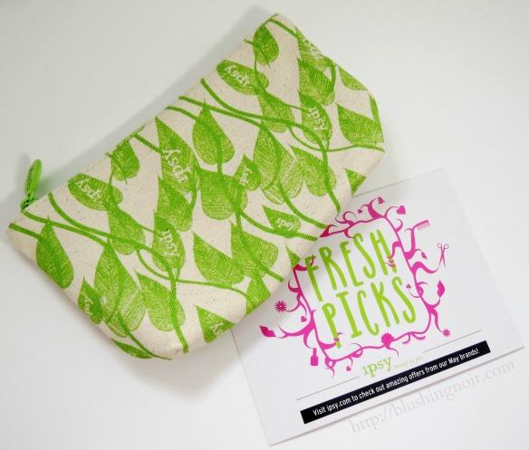 May 2014 ipsy glam bag fresh picks
