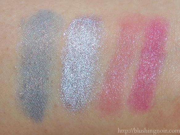 Maybelline Summer 2014 Swatches