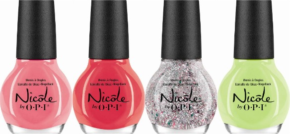 Nicole by OPI Summer 2014