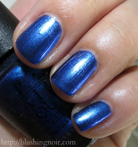 OPI Miss Piggys Big Number Nail Polish Swatches