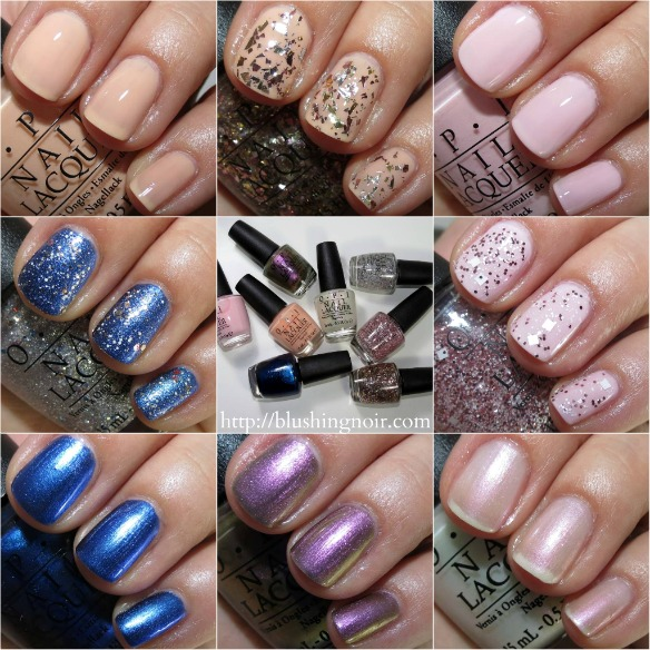 OPI Muppets Most Wanted Nail Polish Swatches