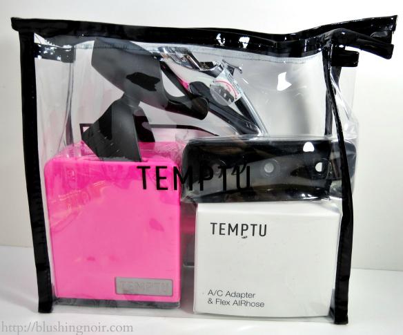 TEMPTU AIRbrush Makeup System 2.0 Photos Review