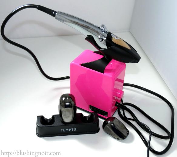 TEMPTU Hot Pink AIRbrush System 2.0