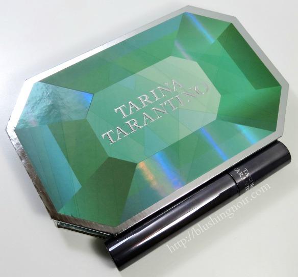 Tarina Tarantino Emerald Pretty Eyeshadow Palette Mascara photos