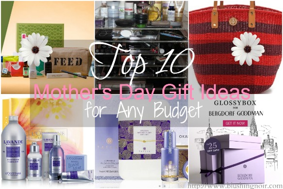 Top 10 Gifts for Mom