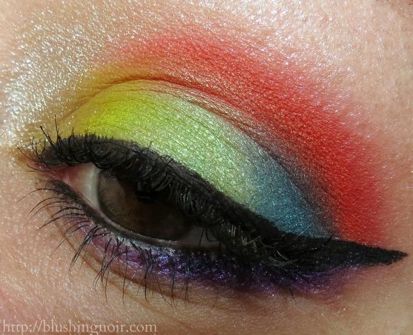 Urban Decay Perversion Super-Saturated Ultra Intense Waterproof Cream Eyeliner Eye Look