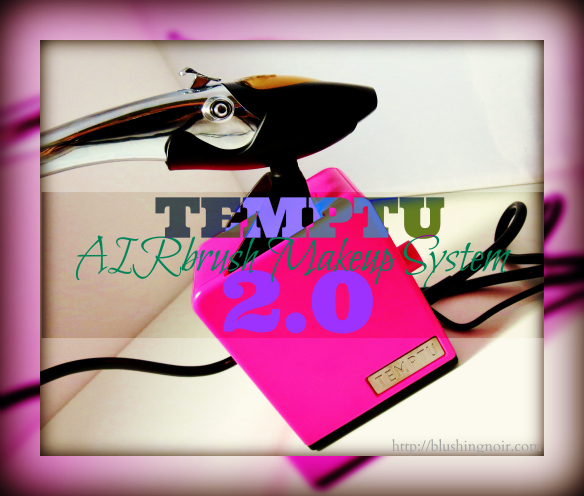 YEMPTU AIRbrush Makeup System 2.0 AIRpod Photos Review Swatches