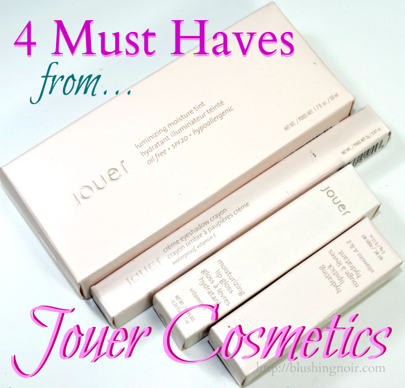 4 Must-Haves from Jouer Cosmetics