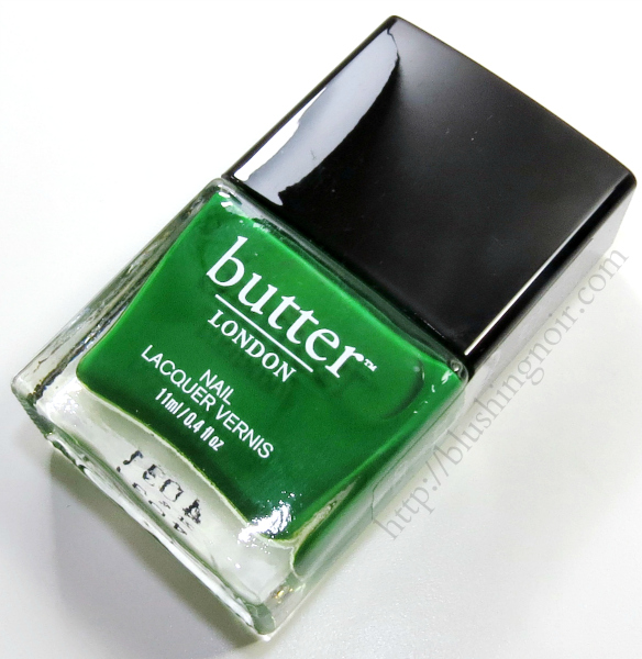 Butter London Sozzled Nail Lacquer Vernis Review