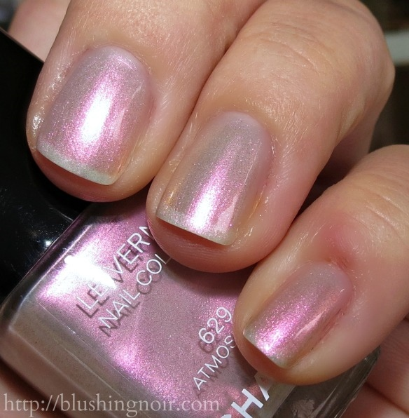 Chanel Atmosphere 629 Le Vernis Nail Polish Swatches