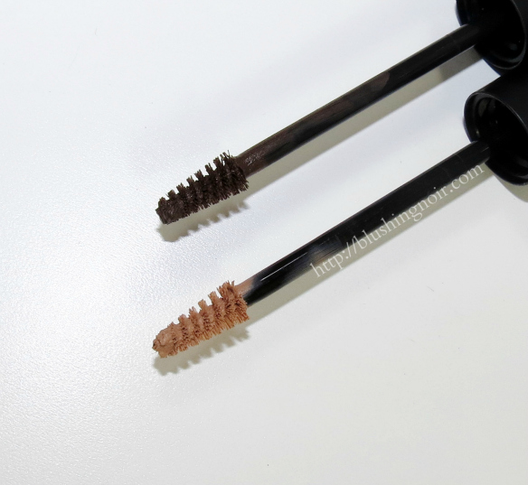 MAC The Waterproof Brow Swatches + Review