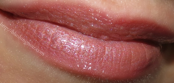 MAC Water Deities Lipglass Swatches