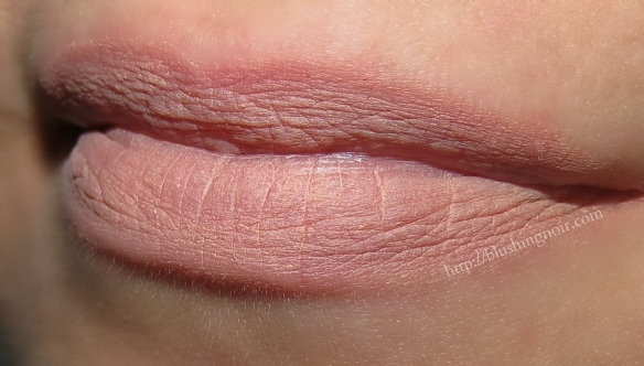 MAC What Comes Naturally Lip Pencil Swatches