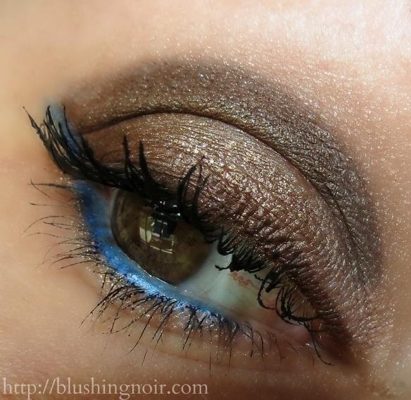 Make Up For Ever Aqua Matic Waterproof Glide-On Eye Shadow Look 1