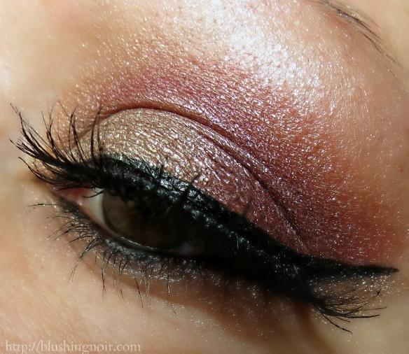 NARS Dual-Intensity Eyeshadow EOTD
