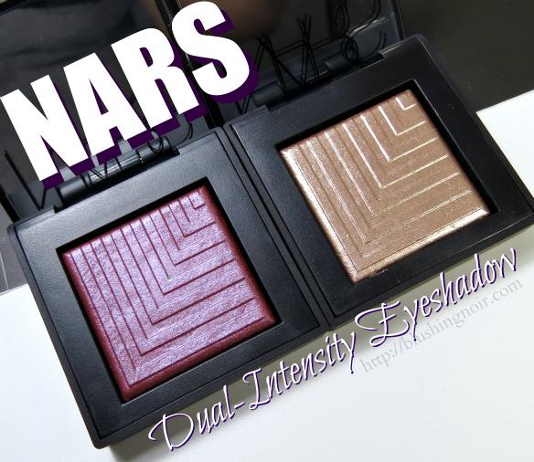 NARS Dual-Intensity Eyeshadow Review