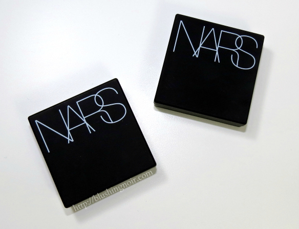 NARS Dual-Intensity Eyeshadow packaging