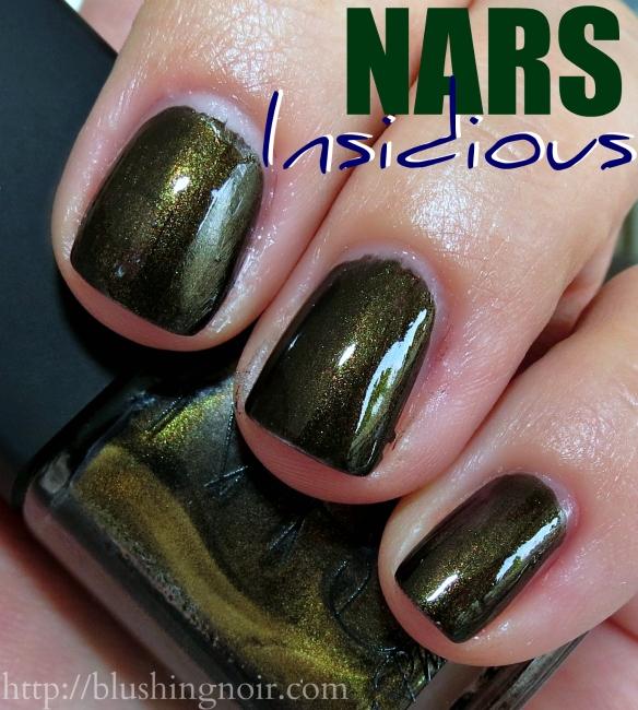 NARS Insidious Nail Polish Swatches 3.1 Phillip Lim