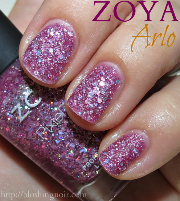 Zoya Arlo Nail Polish Swatches
