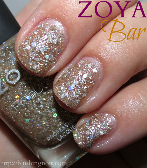 Zoya Bar Nail Polish Swatches