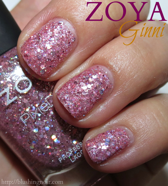Zoya Ginni Nail Polish Swatches