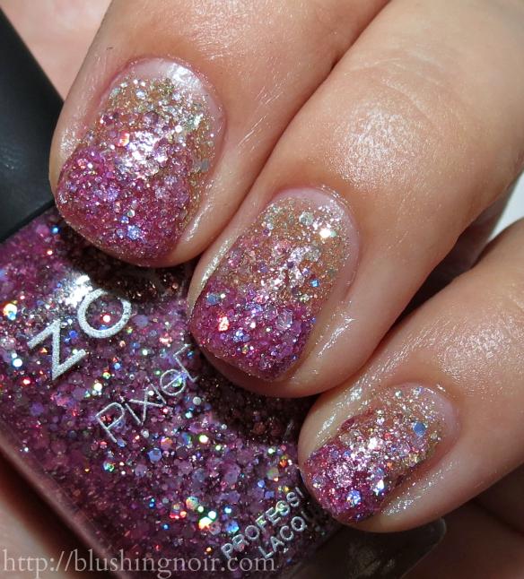 Zoya Magical Pixie Nail Art