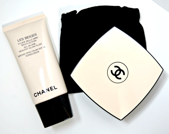Chanel Les Beiges Swatches Review