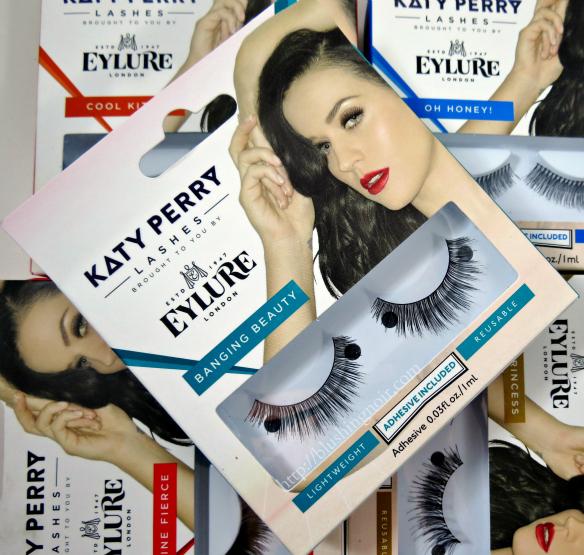 Eylure Katy Perry Lashes Banging Beauty