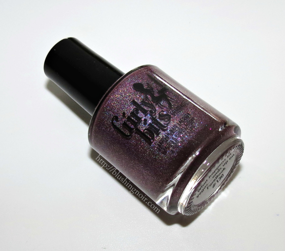 Girly Bits What Happens in Vegas Ends Up on Facebook Nail Polish Review