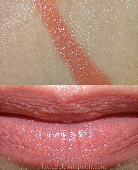 LAQA & CO Bees Knees Lip Lube Swatches
