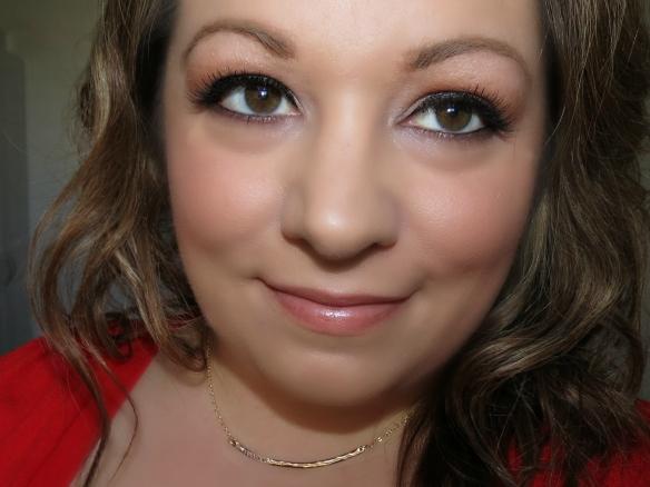 MAC Sharon Osbourne Makeup Look