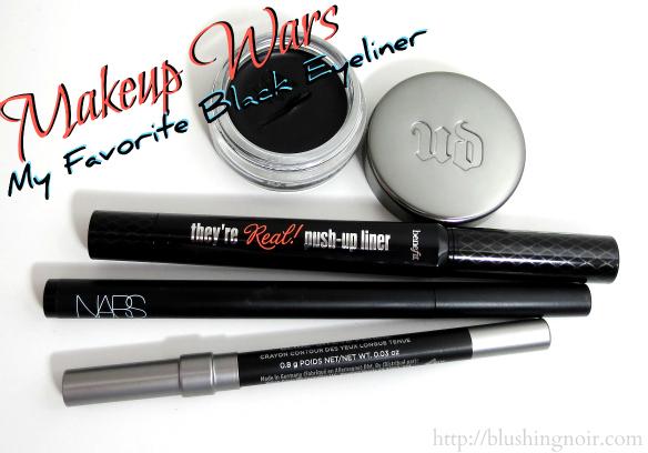 Makeup Wars My Favorite Black Eyeliner