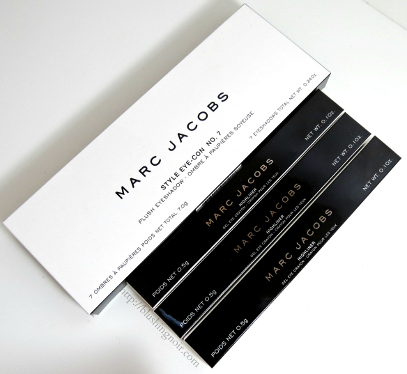 Marc Jacobs Beauty Summer 2014 Swatches, Review + EOTD