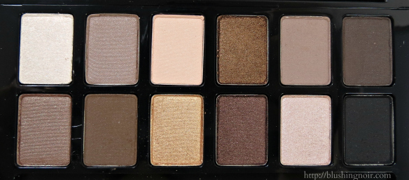Maybelline The Nudes Expert Wear Palette Review 2