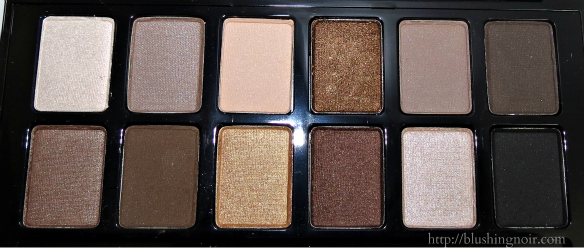 Maybelline The Nudes Expert Wear Palette Review
