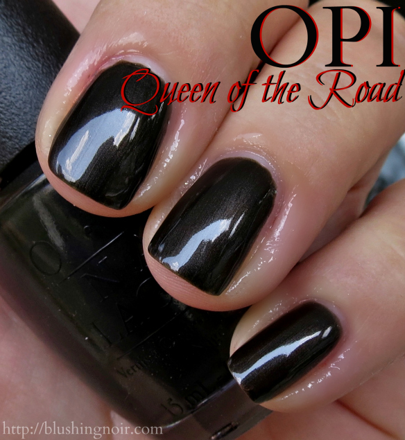 OPI Queen of the Road Nail Polish Swatches
