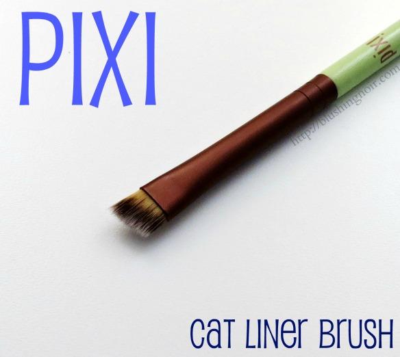 Pixi Cat Liner Brush Review