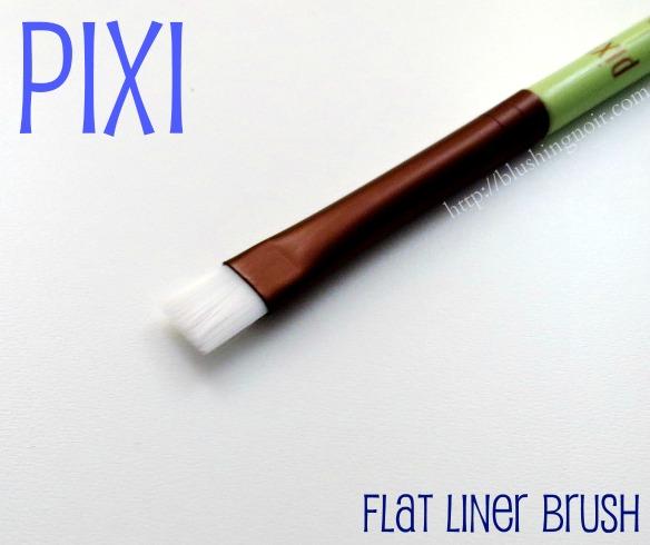Pixi Flat Liner Brush Review