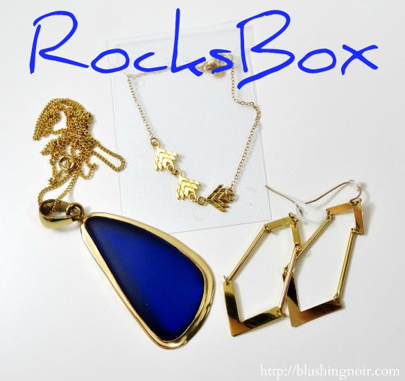 RocksBox July 2014 #rocksboxselfie