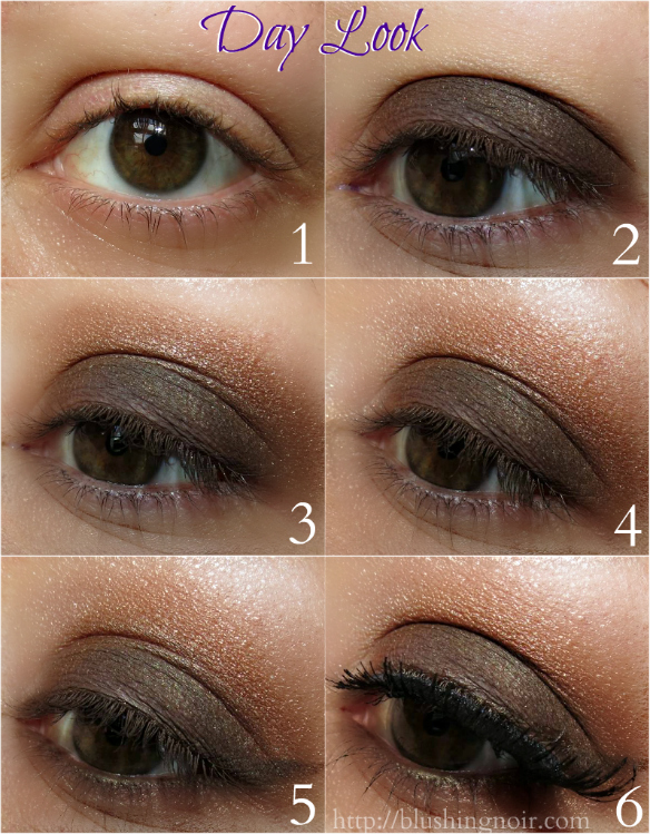 Too Faced Cat Eyes Palette Day Look Tutorial